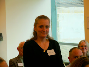 Photo: 2012 Newly Elected NEMLA Board Officers: Jennifer Hunt,(Vice Chair/Chair-Elect)