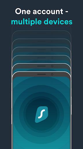Surfshark VPN - Secure VPN for privacy & security 2.6.5 screenshots 6