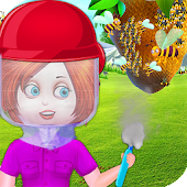 Honey Bee Farm Factory - Game for Kids