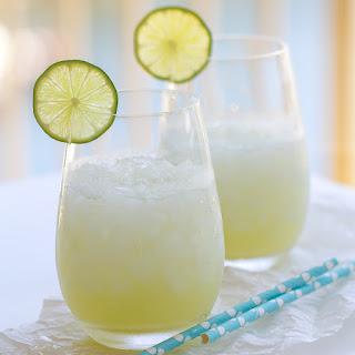 Rum Cucumber Cooler.