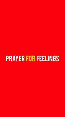android Prayers for Feelings Screenshot 0