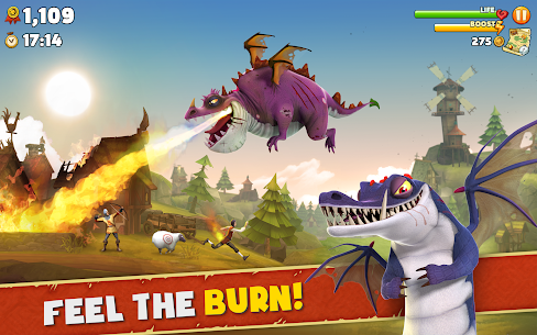 Hungry Dragon™ MOD 1.5 (Unlimited Money) Apk Latest 7