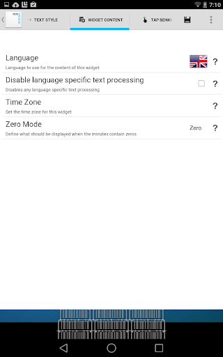 Minimalistic Text  screenshot 11