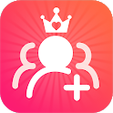 Get Real Followers for instagram : faz-tag icon
