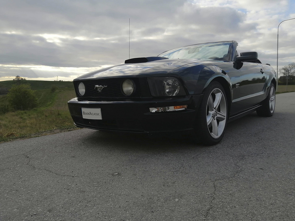 Ford Mustang Gt8 Hire Rydebeck