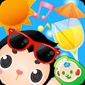 リズムタップ 赤ちゃん幼児子供向けのアプリ知育音楽ゲーム無料 icon
