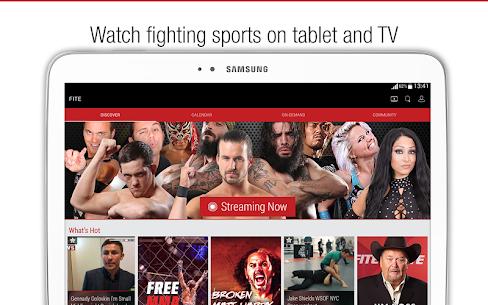 FITE – MMA, Wrestling, Boxing 8