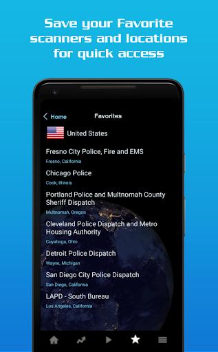 Police Radio Scanner - Hot Pursuit Police Scanner screenshot 7