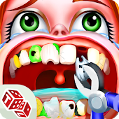 Kids Dentist Hospital Duty- Emergency Doctor Games