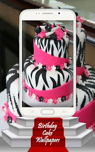 Birthday Cake Wallpapers - náhled