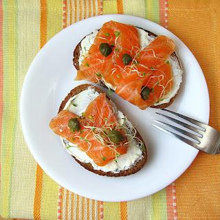 Smoked Salmon Lox Recipes.