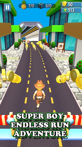 Super Kid Run Adventure 5.0 {cheat|hack|gameplay|apk mod|resources generator} 3