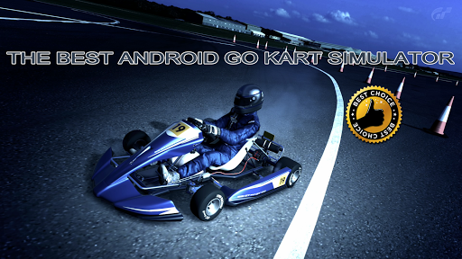 Real Go Kart Simulator