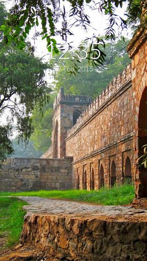 Lordi Gardens Wall Lock
