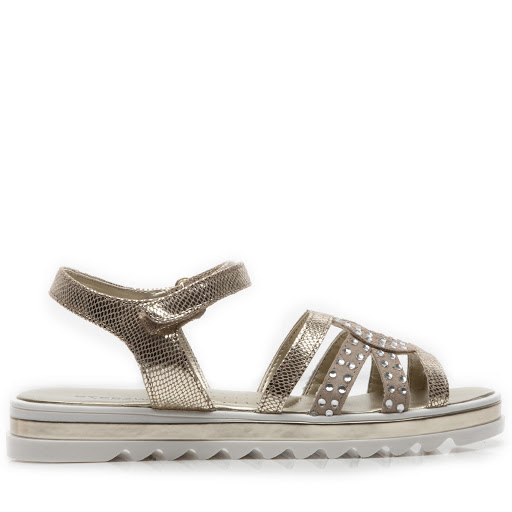 Primary image of Step2wo Nour - Metallic Sandal
