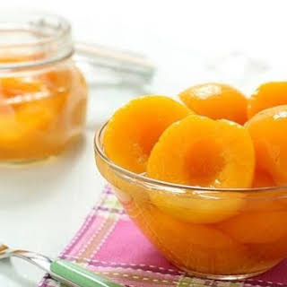 Canned Peaches — A Fantastic Dessert.