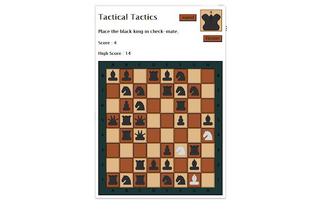 Tactical Tactics