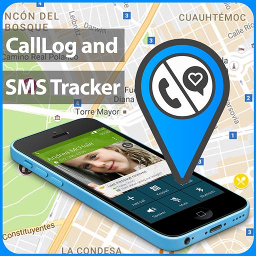 CallLog & SMS Tracker