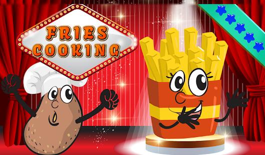 Fries Maker - Fast Food Master - náhled