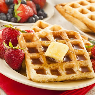 Baking Mix Belgian Waffles