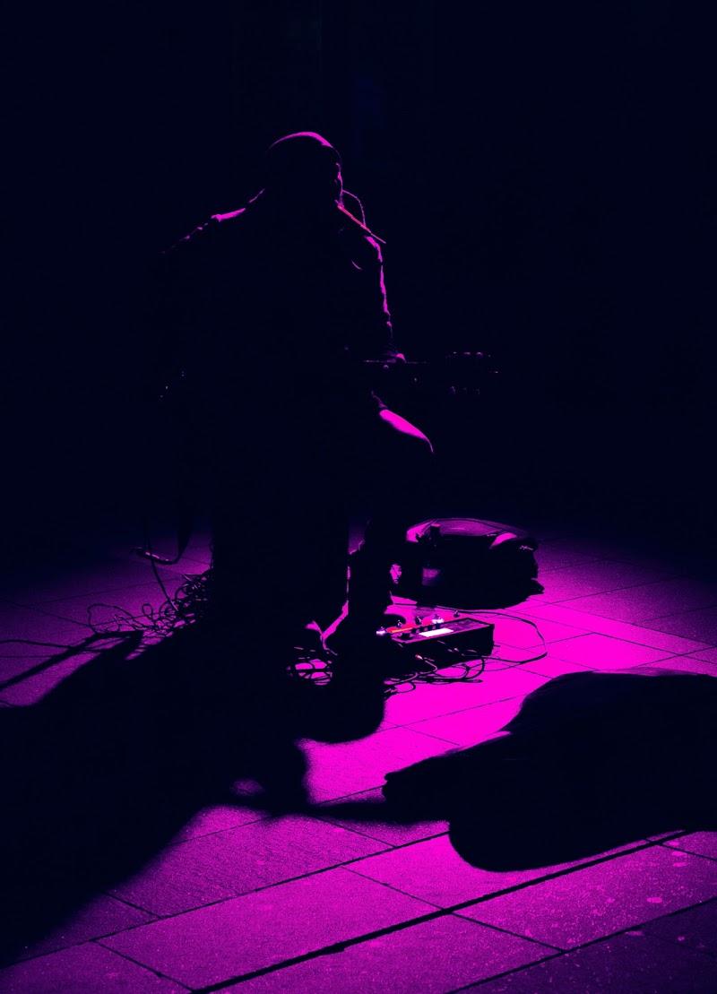 Purple music di Stefania Berna