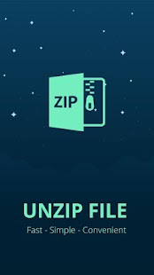 Unzip Tool – Zip File Extractor For Android Screenshot