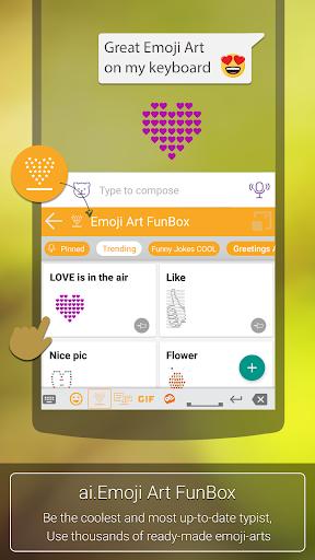ai.type Free Emoji Keyboard Free-9.4.1.3 screenshots 15