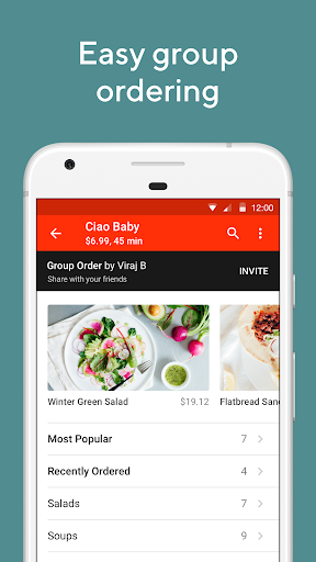 Doordash Food Delivery Apps On Google Play