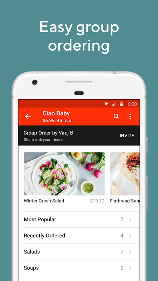 DoorDash - Food Delivery- screenshot
