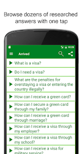 Arrived: US Immigration- screenshot thumbnail