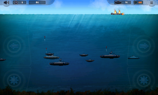 Revenge on submarines FREE - náhled