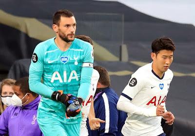 Hugo Lloris bientôt poussé vers la sortie du côté de Tottenham ?