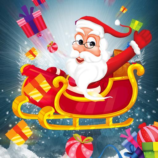 Baixar 3D Santa Claus New Year Game