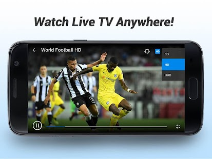 StarTimes ON - Live TV & Football Screenshot