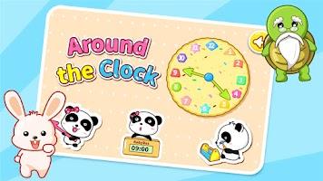 Screenshot of Around the Clock
