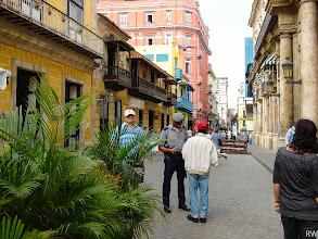 Photo: Гавана - старый город приличная часть.
