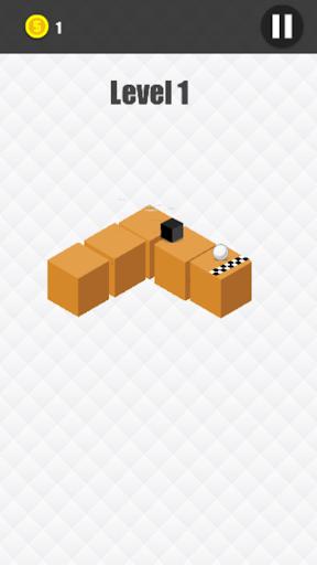 Cube Rush  captures d'écran 2