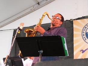 Photo: Ravi Coltrane