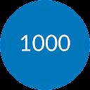 1000 Projets Optimisés