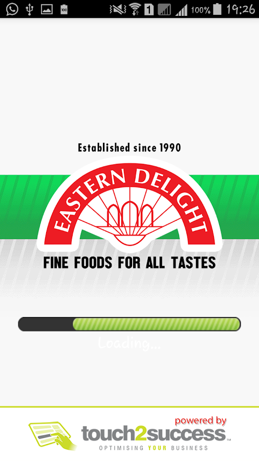 Eastern Delight Peterborough- screenshot