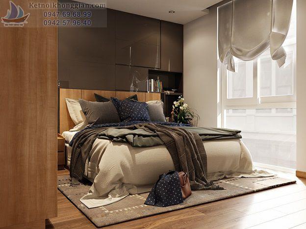 thiết kế phòng ngủ nhỏ nhưng đẹp