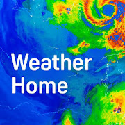 App Icon for Weather Home - Live Radar Alerts & Widget App in United States Play Store