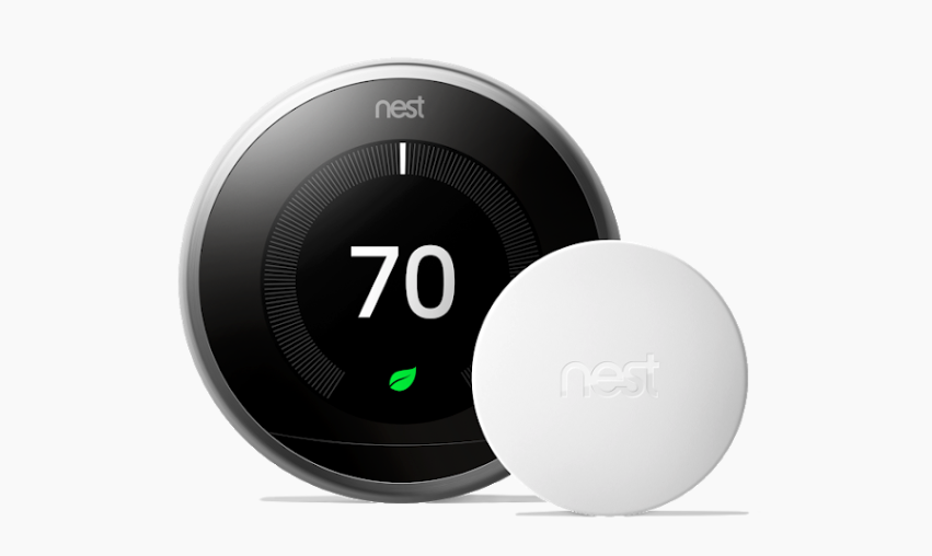 All Google Nest products launching in 2019 are made with recycled plastic.