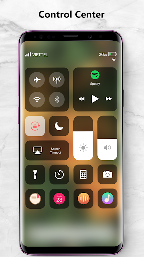 iCenter iOS 13 & Control Center IOS 13 5.0 screenshots 2