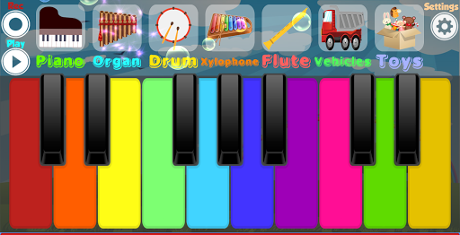 Kids Piano 1.10 screenshots 1