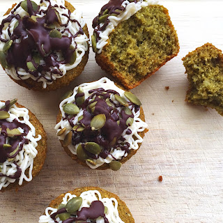 Pumpkin Seed Cupcakes Recipes