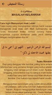 Risalah Haid Fiqih Wanita - náhled