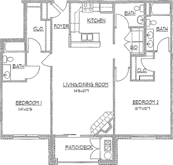Go to The Elderberry Floorplan page.