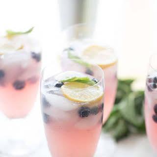Blueberry Vodka Lemonade.