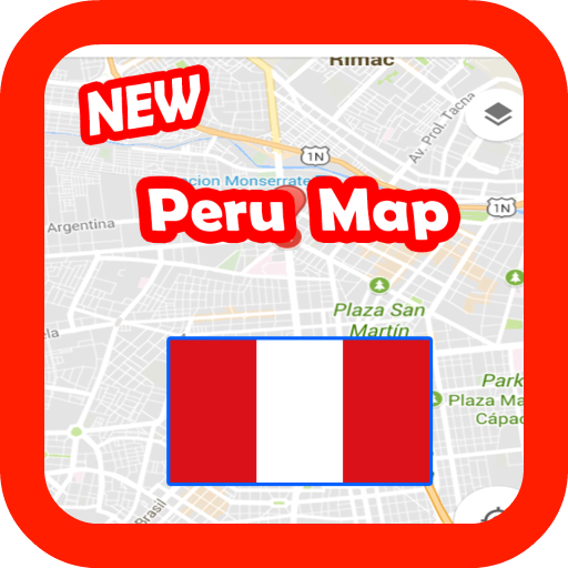Peru Map and Geography (app)